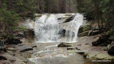 Výlety s dětmi. Procházka k Mumlavským vodopádům (Harrachov)