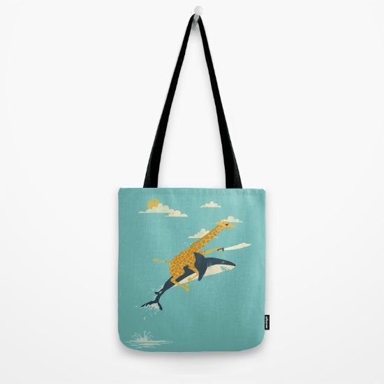 Onward! Tote Bag by Jay Fleck