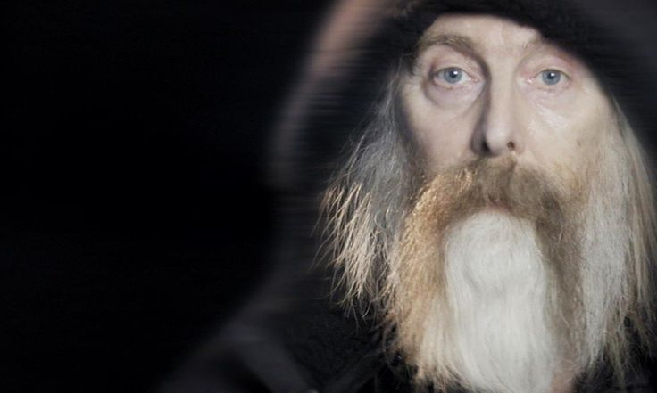 David Threlfall speaks Prospero's speech in which the sorcerer contemplates the end of life – and the playwright, perhaps, considers the end of his career