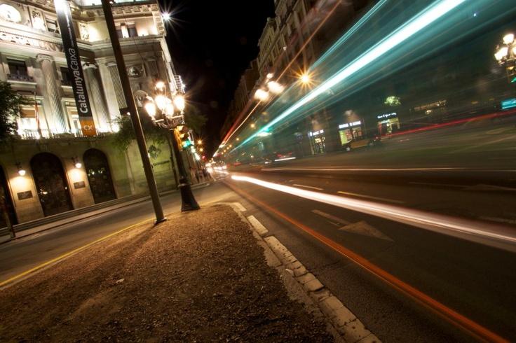 Via Laietana Barcelona