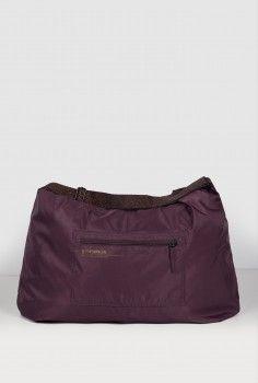 Shoulder bag violet