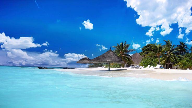 HD Landscape Beach