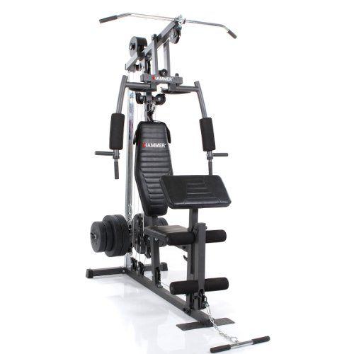Hammer California XP Multi Gym, German Brand