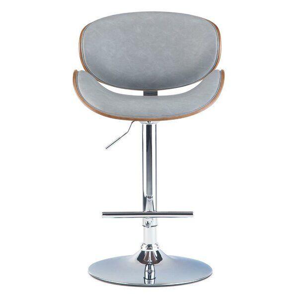 Harbison Adjustable Height Swivel Bar Stool Swivel Bar Stools Bar Stools Adjustable Stool