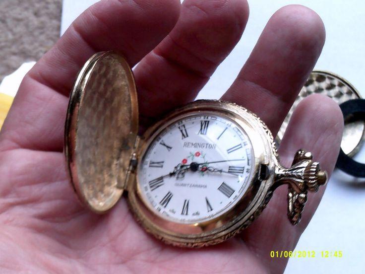 Vintage remington wind up pocket watch | Watches, Vintage ... | 736 x 552 jpeg 53kB
