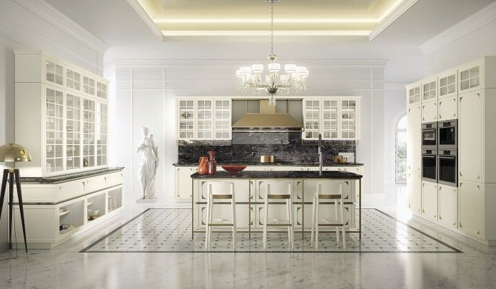 Collection Icons : Luxury Italian Kitchen Designs | Snaidero