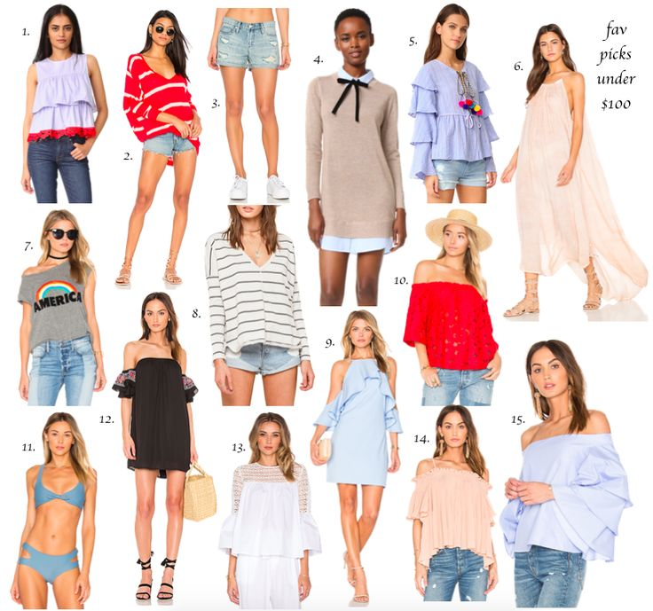 Here are my favorite new arrivals and all are under $100! Click here to see why I picked each one and happy Friday shopping!