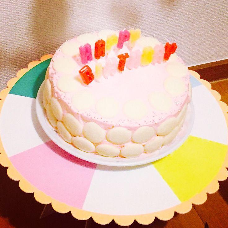 #1歳バースデー#1歳バースデーケーキ#birthday
