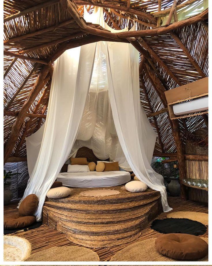 Mayan Mornings  #azulik#roomwithaview#takenbydiego#travel#lifestyle#luxury#mexico#2018