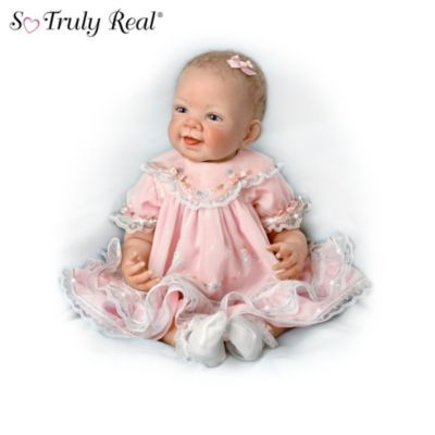 Lifelike Baby Doll Collection: All Dolled Up