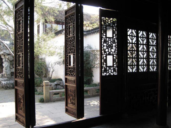 Chinese garden, Suzhou 網師園