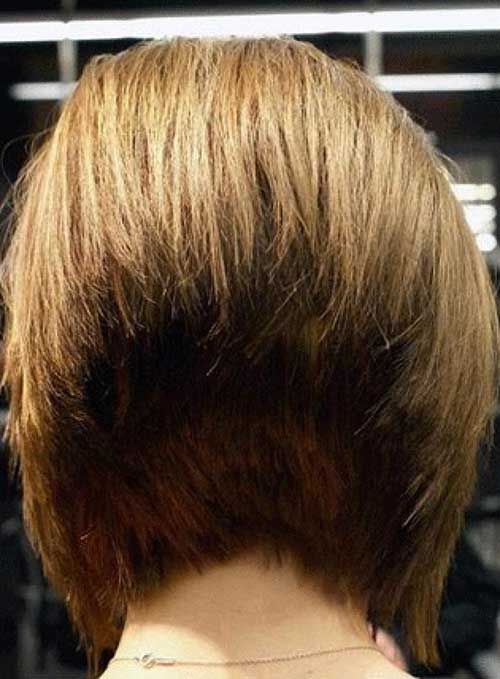 Angled Bob Haircut Pictures | Bob Hairstyles 2015 - Short Hairstyles for Women