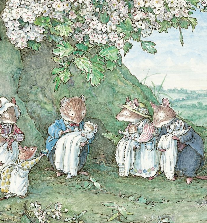 Old Vole - Brambly Hedge