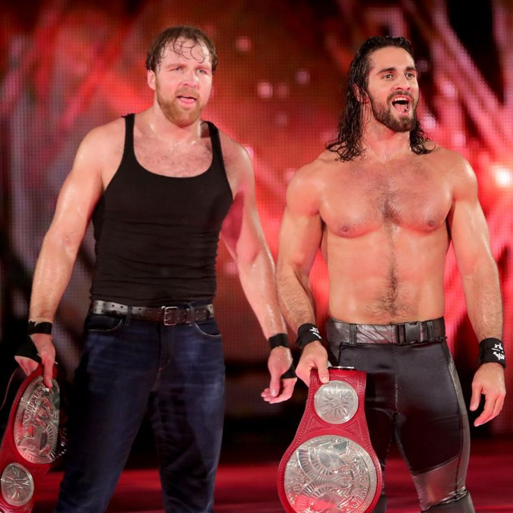 Raw 9/4/17: Seth Rollins & Dean Ambrose vs. Luke Gallows & Karl Anderson