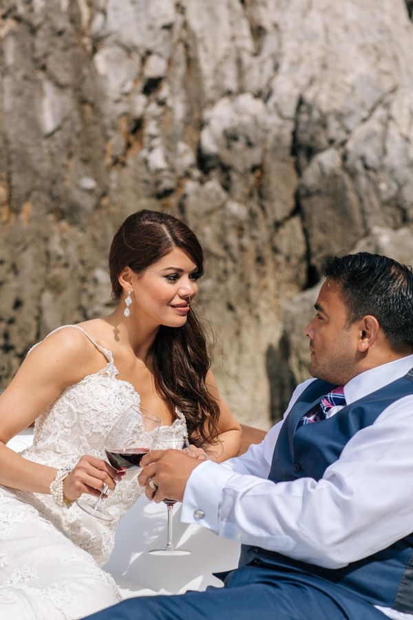 Love in Italy: Inspired Garden Wedding Abroad