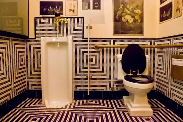 Gotta go: the 6 coolest restaurant bathrooms in SF
