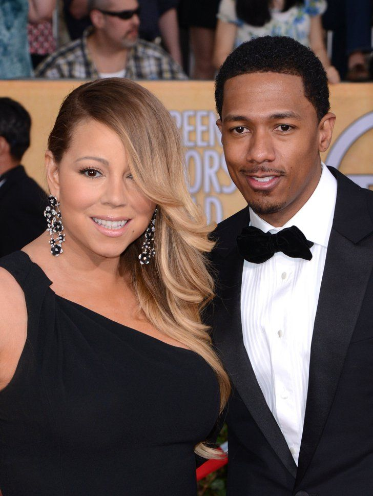 Pin for Later: The Shortest Celebrity Engagements Mariah Carey and Nick Cannon