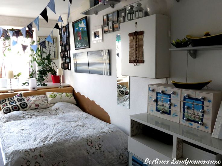 schlafzimmer maritim coastal bedroom interior design