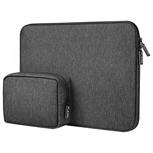 Plemo 360° Protective Laptop Sleeve for 13 - 13.3 Inch Macbook Pro, Macbook Air, Surface Book, Chromebook, Waterproof and Shockproof with Small Case for Charger and Mouse, Dark Grey #Plemo #Protective #Laptop #Sleeve #Inch #Macbook #Pro, #Air, #Surface #Book, #Chromebook, #Waterproof #Shockproof #with #Small #Case #Charger #Mouse, #Dark #Grey