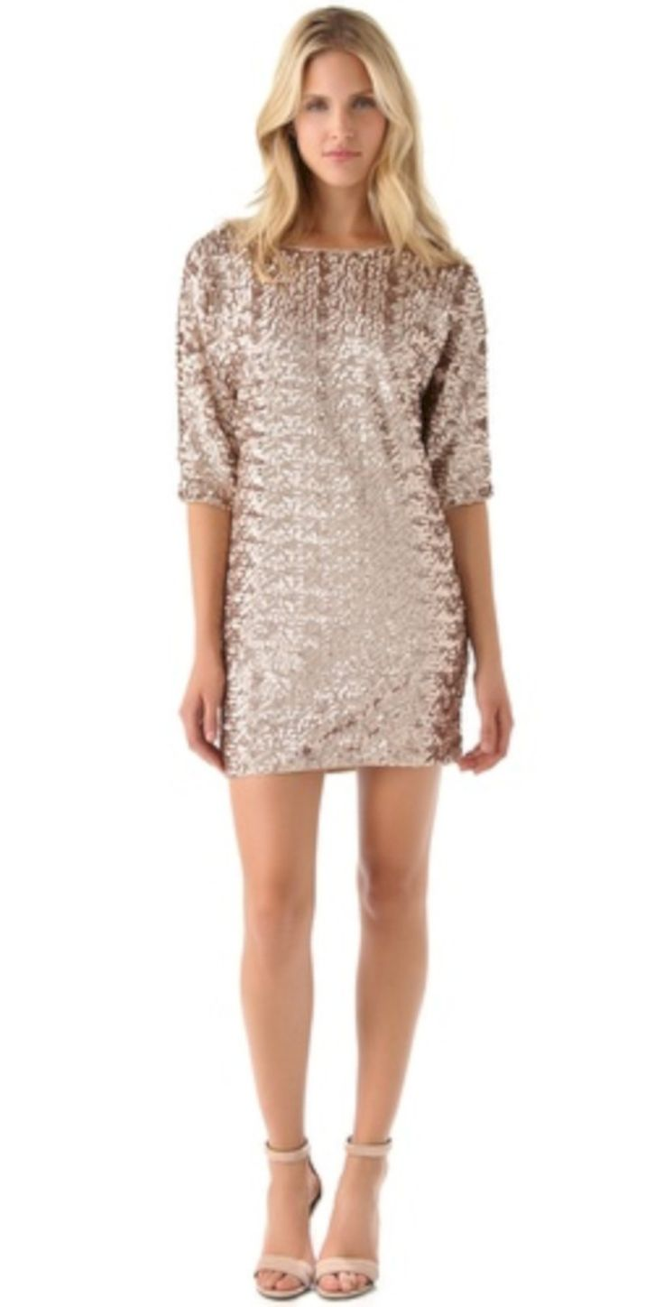 Awesome 50 Gorgeous New Year's Eve Dresses for Party