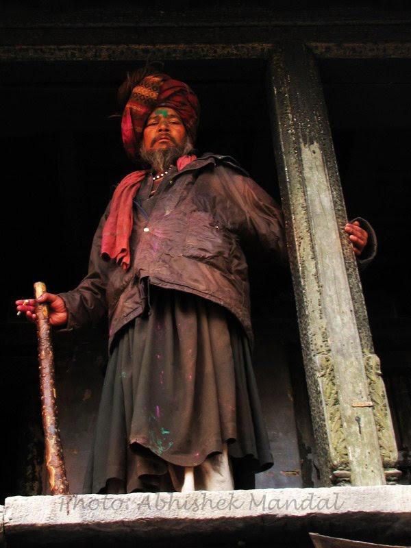 Survival monk