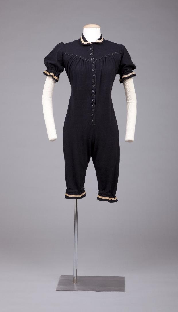 bathing suits  Date Made:  	  1900-1910