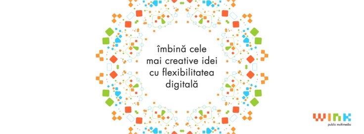Imbina cele mai creative idei cu flexibilitatea digitala #digital #signage