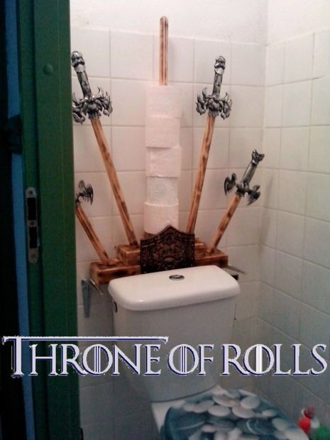 Throne of Rolls :-)))