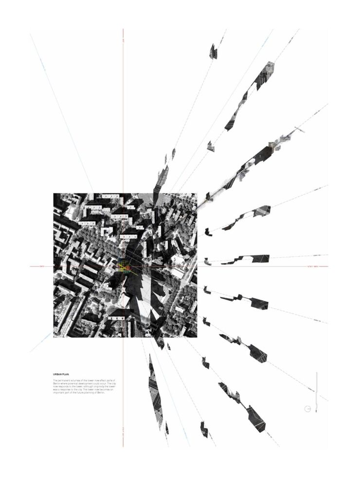 Presidents Medals: The Orchestrated City: Composing a New Urban Fabric