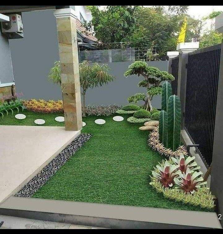 Pin En Terraza Jardin Ideas