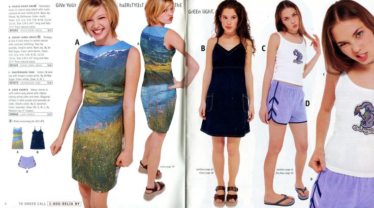 Delias Dresses