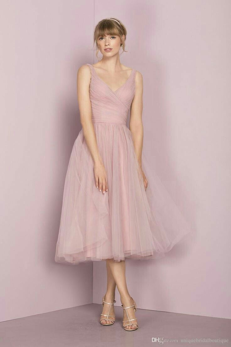 Robes Vintage Tea Dress Style Bridesmaid Dresses Sleeves: Cher Short Sleeves Wedding Dresses At Websimilar.org