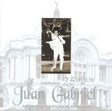 Celebrando 25 Años de Juan Gabriel en Concierto en el Palacio de Bellas Artes [CD]