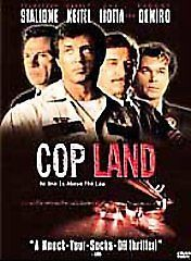 DVD Wide Screen  Cop Land Stallone, Keitel, Liotta and DeNiro- Like New  http://stores.ebay.com/urbanreseller/