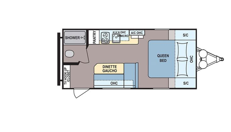 Coleman RV Floorplans and Pictures
