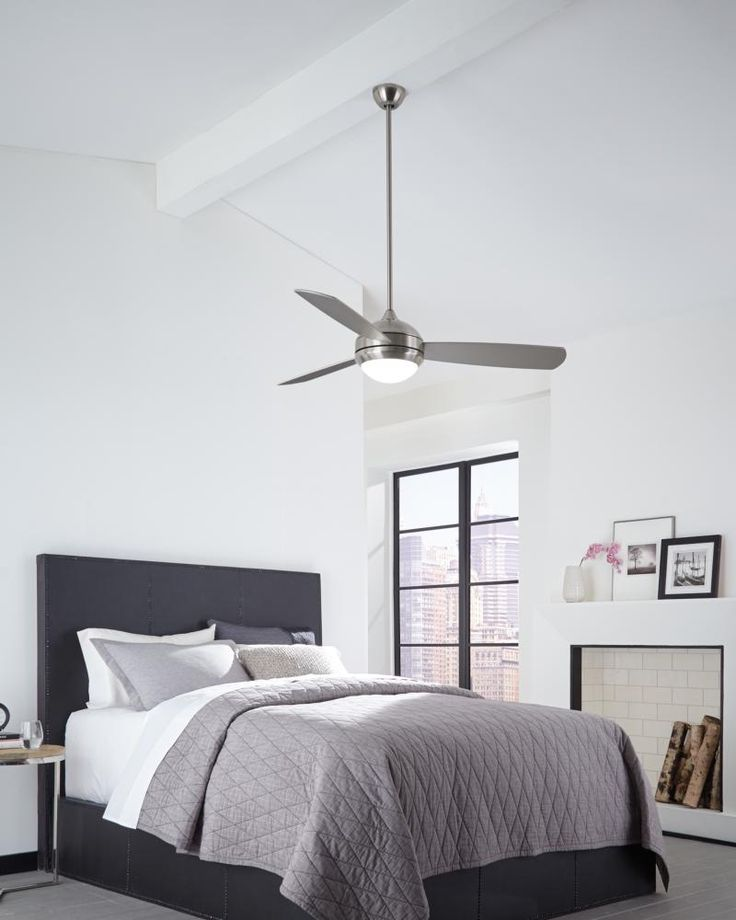 The Discus Trio Max Collection: The Discus Trio Max Is A Three Bladed  Beauty, Taking Design Inspiration From The Popular 52u201d Discus Ceiling Fan  By Monte ...