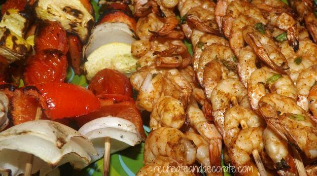 Williams Sonoma garlic shrimp recipe