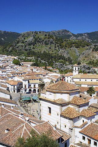 Grazalema, Ronda, provincia de Málaga, Andalucía, España, Europa
