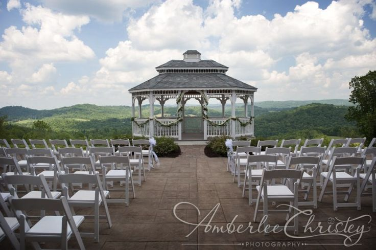 This WILL be the place I get married.  Benton Grove Bed & Banquets,  Morgantown, West Virginia