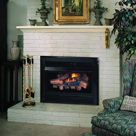 Best 25+ Gas fireplace inserts ideas on Pinterest   Gas ...