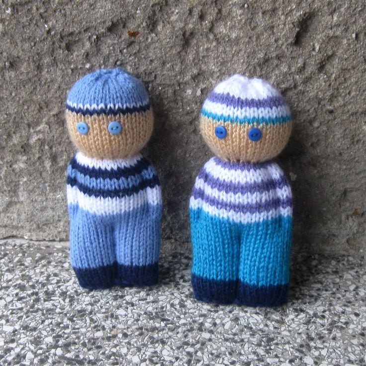 dva v modrém