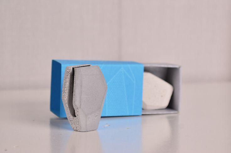 Concrete pendrives on Behance