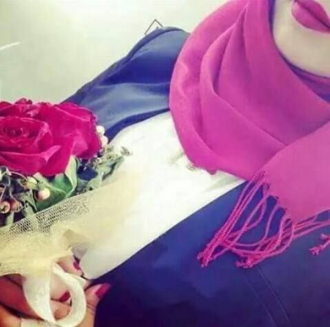 hijab and girl image