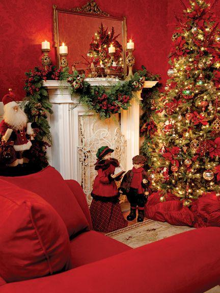 Top 25 best Victorian christmas tree ideas on Pinterest
