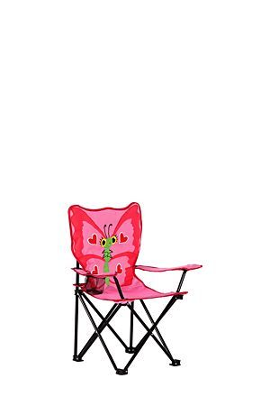"""Make the most of this Summer, with our range of kids camp and beach chairs. Ideal for sunny days on the beach.<div class=""""pdpDescContent""""><ul><li> Polyester</li><li> No assembly required</li></ul></div><div class=""""pdpDescContent""""><BR /><b class=""""pdpDesc"""">Dimensions:</b><BR />L59xW36xH67.5 cm</div>"""
