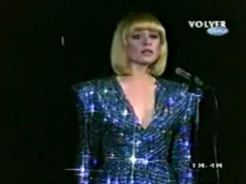 """Raffaella Carra - """"Yo No Se Vivir Sin Ti""""    Escena final de la pelicula """"Barbara"""", donde la vedette Italiana interpreta este hermoso tema.    This is a very beautiful song in Spanish."""