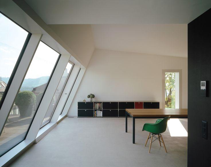 AGPS - B35 zero emission housing, Zurich 2011