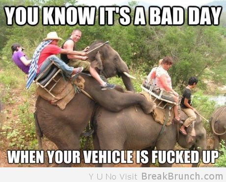 Funny Memes For Bad Days : Best you know you re having a bad day when images on