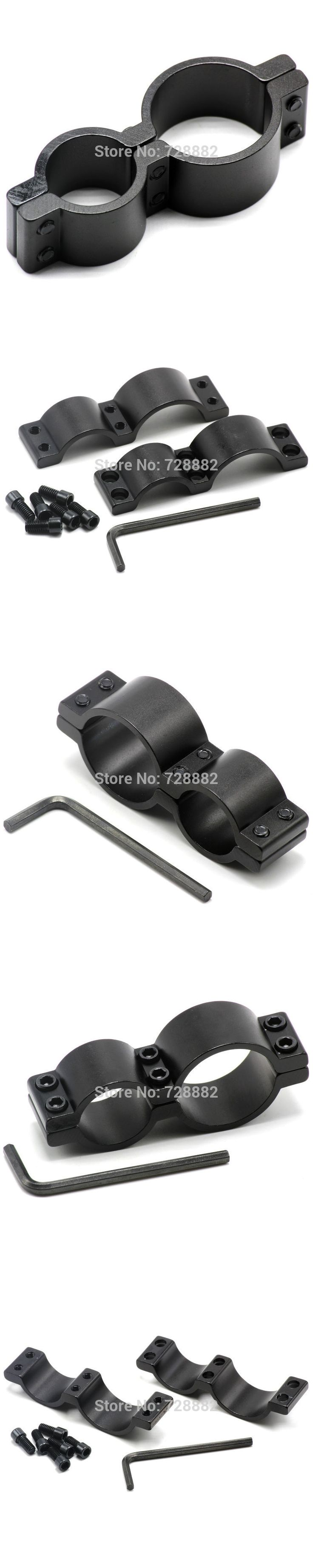 Tactical Scope Mounts QQ 25.4mm Ring 19mm Little Scope Rings Flashlight Laser Mounts Hunting Accessories