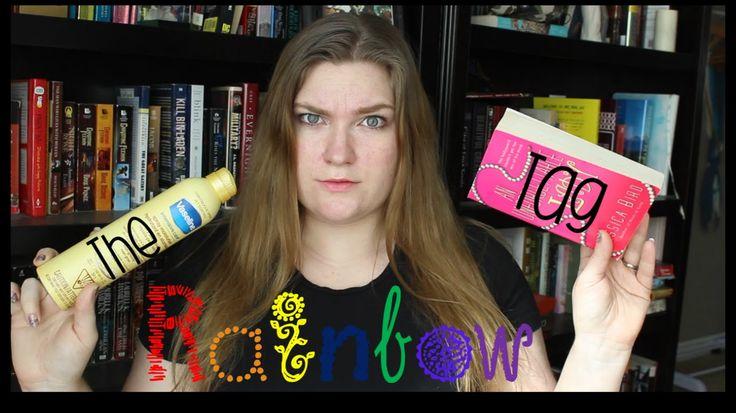Nerd a la Mode Tag Video | #1 | The Rainbow Tag!